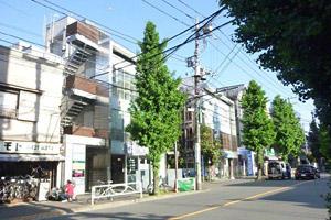 駒沢パークサイドテラスノース